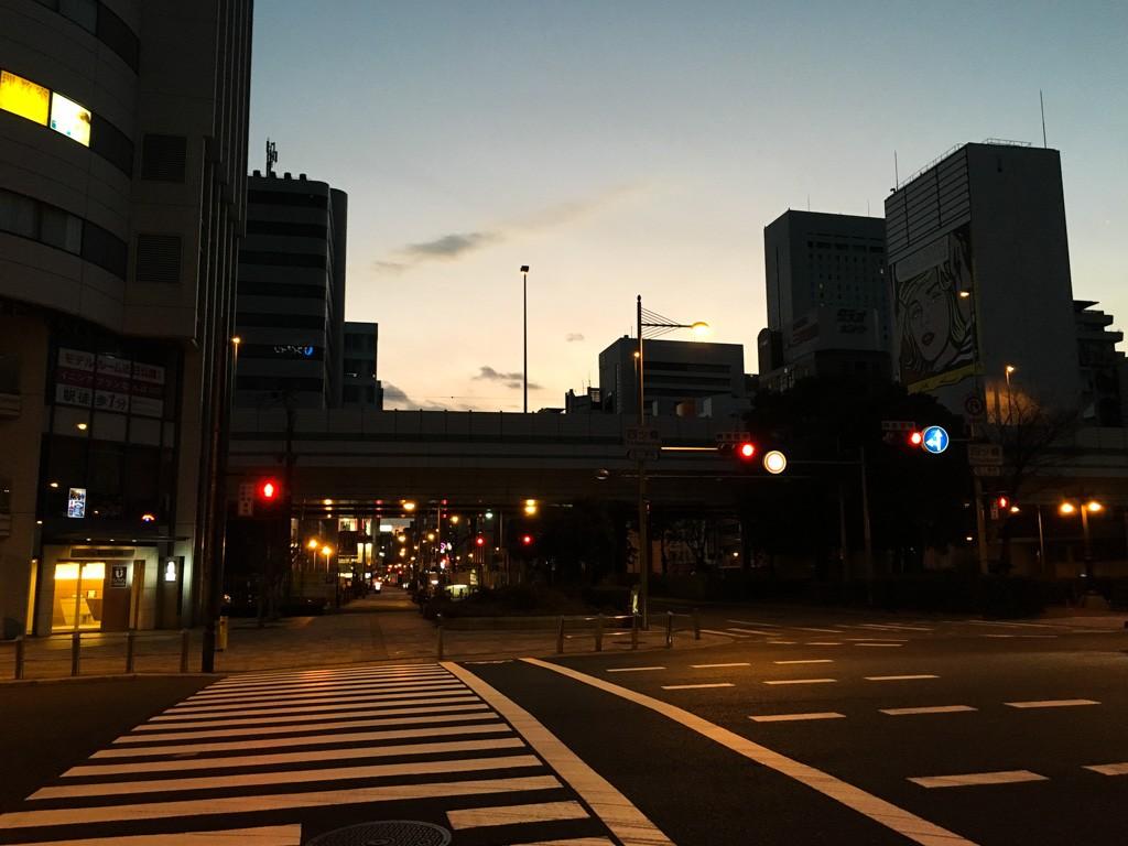 大阪西区四ツ橋