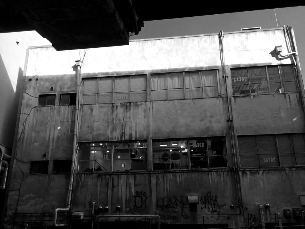 大阪西区南船場から博労町